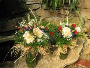 bridal-bouquets-with-straw