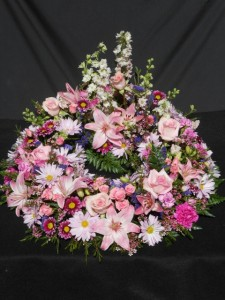 flower cottage cortez memorial arrangement